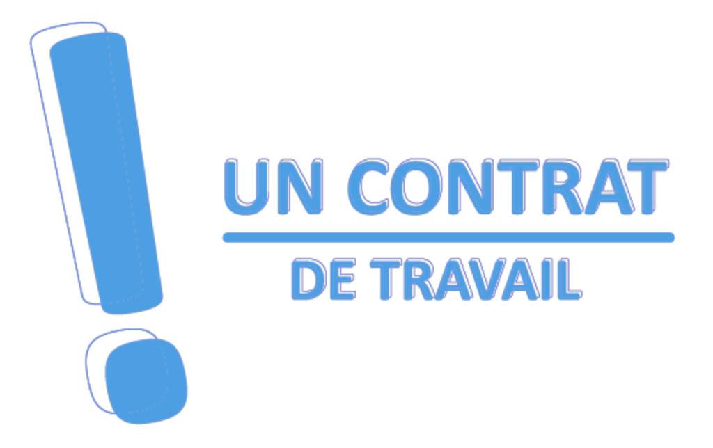 LOGO CONTRAT DE TRAVAIL